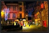 Christmas Time. Rue St-François.