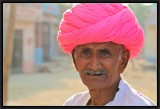 The Man with the Pink Turban.