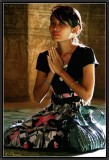 Praying - Hti La Min Lo Pagoda.