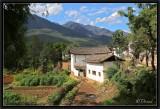 A Naxi Village near Lijiang.