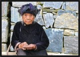 Hanni Woman. Yuanyang.