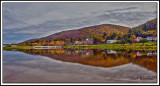 Galeton,  viewed thru an HDR process.