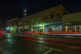 East side of Main St.