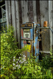 Esso fuel pump