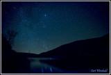 Orion rises above Lyman Lake