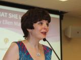 Katherine Kellgren, award-winning audiobook narrator