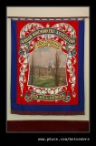Mineworkers Flag, Beamish Living Museum