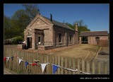 Hetton Silver Band Hall, Beamish Living Museum