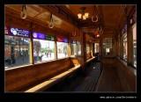 Tram Interior #1, Beamish Living Museum