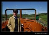 Tram Driver, Beamish Living Museum