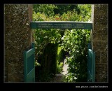 Garden Exit, Snowshill Manor