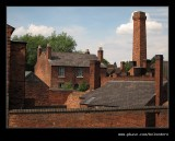 Rooftop View, Black Country Museum