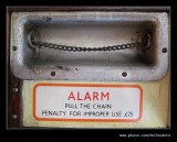 British Rail Mark 1 Coach Alarm