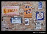 Vintage Signs #15, Beamish Living Musem