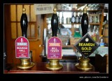 Taps at The Sun Inn, Beamish Living Musem