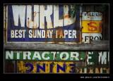 Vintage Signs #14, Beamish Living Musem