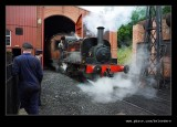 Steam Engine 'Vulcan', Beamish Living Musem