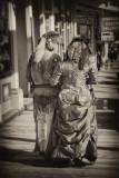 Strollin' the Boardwalk of Virginia City