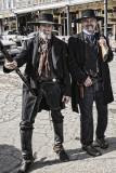 Wyatt and Virgil Earp