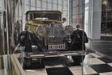 Vintage Cars. SD1 Merrill at  Audi Museum Ingolstadt/Germany 22. November 2012 + 12 May 2013