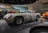Vintage Cars. Mercedes Benz Museum Stuttgart 01.June 2013