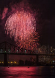 Montreal International Fireworks Competions