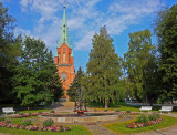 The Alexander Church, Tampere