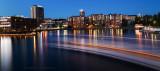 Verkaranta panorama, Tampere