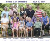 McCall Clan Gathering 2014