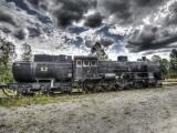 Swedish Older Train
