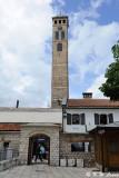Clock Tower, Gazi Husrev-beg Mosque DSC_6278
