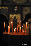 Candles in Church of Saint Luke DSC_6859
