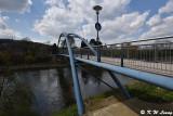 The bridge over Weser River DSC_1598