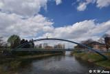 The bridge over Weser River DSC_1600