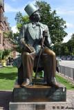 Statue of Hans Christian Andersen DSC_5664