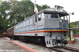Old train @ Melaka Transportation Museum DSC_0632