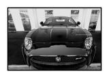 Jaguar XKR-S, Dijon