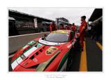Le Mans 24 Hours 2013 Pitwalk - 62
