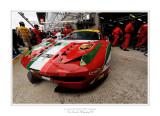 Le Mans 24 Hours 2013 Pitwalk - 70