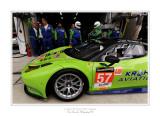Le Mans 24 Hours 2013 Pitwalk - 80