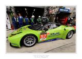 Le Mans 24 Hours 2013 Pitwalk - 96