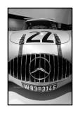 Mercedes 300 SL 1952, Paris