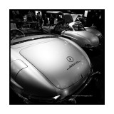 Mercedes 300 SL, Paris