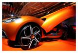 Renault Captur Concept, Paris 2014