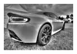Cars BW HDR 40