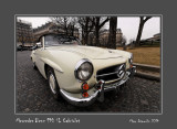 MERCEDES-BENZ 190 SL Cabriolet Paris - France