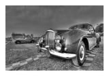 Cars BW HDR 43