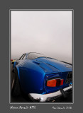 ALPINE-RENAULT A110 Le Bourget - France