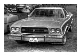 Cars BW HDR 48