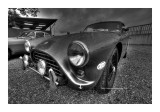 Cars BW HDR 49
